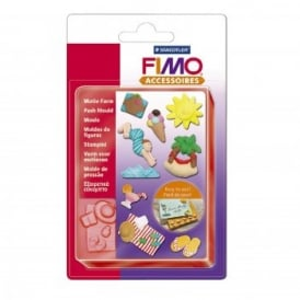 Fimo Flexible Push Mould Holidays