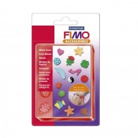 Fimo Flexible Push Mould Jewellery