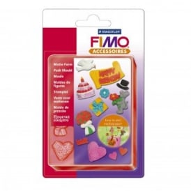 Fimo Flexible Push Mould Party & Gifts