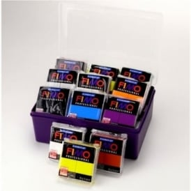 Fimo Professional & Storage Container Kit Bundle