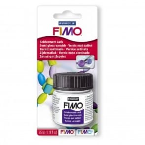 Fimo Semi Gloss Varnish 35ml