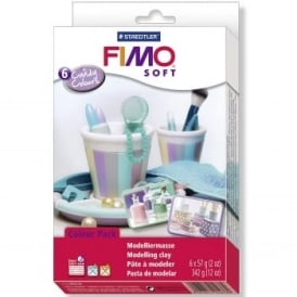 Fimo Soft Candy Colours 6 Pack