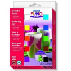 Fimo Soft Colour Pack 12