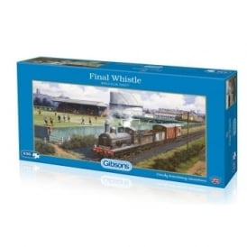 Final Whistle Jigsaw Puzzle 636 Pieces