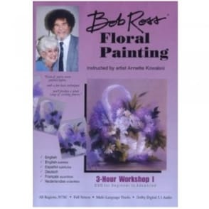 Floral Painting Workshop 1 DVD