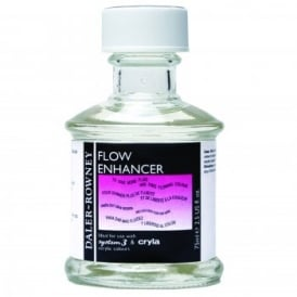 Flow Enhancer For Acrylic Paint