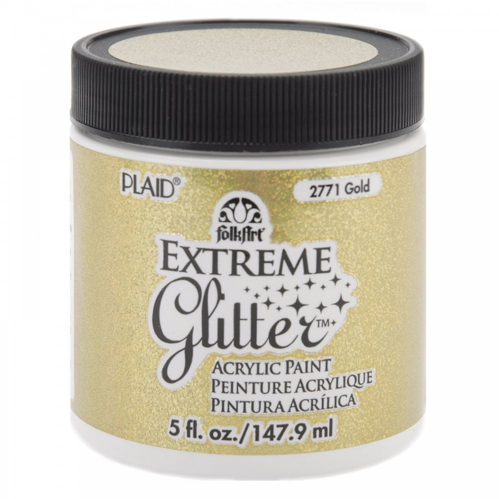 Folk Art Extreme Glitter Paints