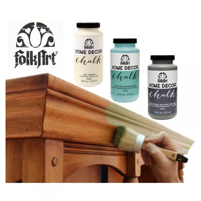 Superior FolkArt Home Decor Chalk Paint