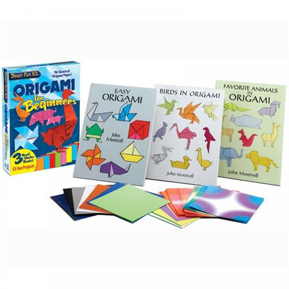 fun origami for beginners dover from craftyartscouk uk