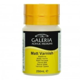 Galeria Medium - Matt Varnish 250ml