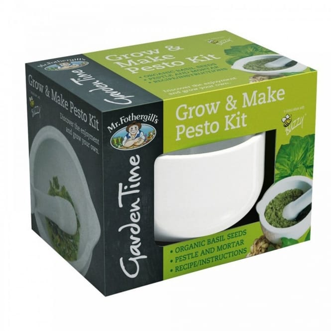 Garden Time - Grow & Make Pesto Kit*