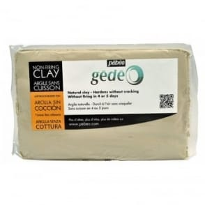 Gedeo Air Hardening Modelling Clay 1.5kg Stone