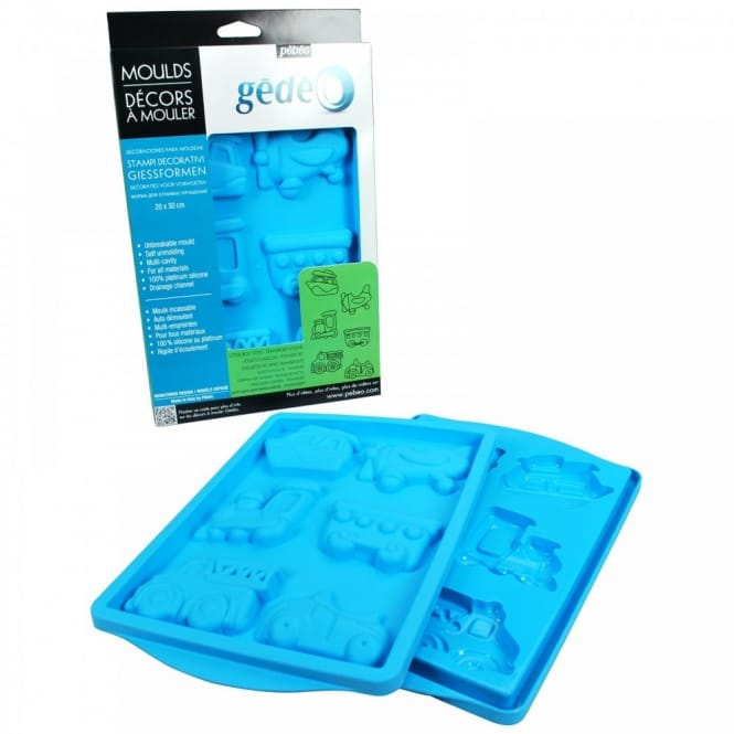 Gedeo Casting Mould Little Boys Toys