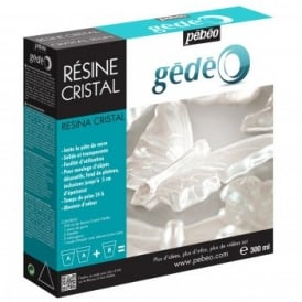 Gedeo Crystal Resin 300ml
