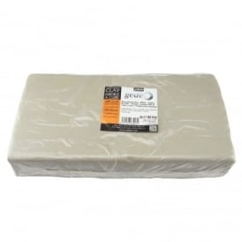Gedeo Kiln Firing Modelling Clay 10kg- White