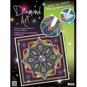 Geo Pattern Diamond Art Kit