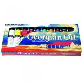 Georgian Oil Selection Set
