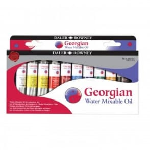 Georgian Water Mixable Oil Introduction Set