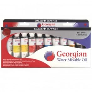 Georgian Water Mixable Oil Selection Set