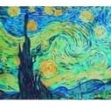 Giant Paint By Numbers - The Starry Night