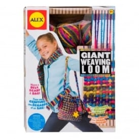 Giant Weaving Loom