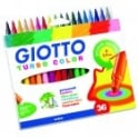 Giotto Turbo Color 36 Pack