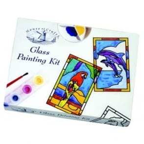Glass Painting Kit