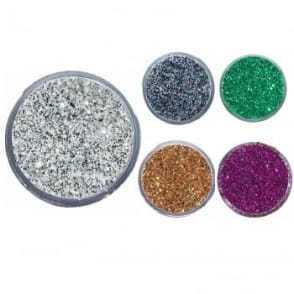 Glitter Dust for Facepainting 12ml Pots