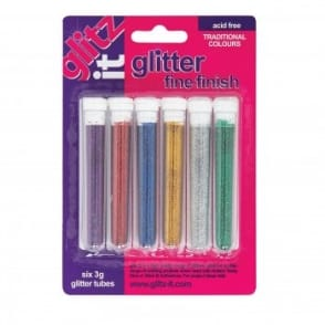 Glitter (Traditional Colours)