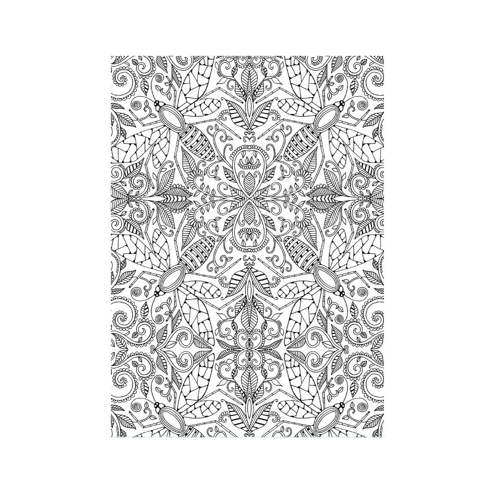 Coloring Books For Grown Ups: Glorious Gardens Creative Colouring Book For Grown-ups
