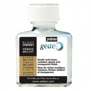 Gloss Varnish 75ml