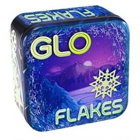 Glow in The Dark 50 Assorted Glo Flakes