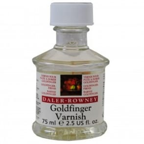 Goldfinger Varnish 75ml