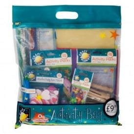 Goody Bag Filled With Princess & Fairies
