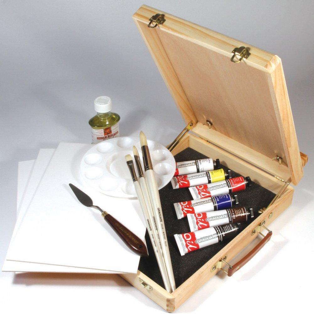 Daler Oil Painting Board