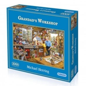 Grandads Workshop - 1000 Piece Puzzle