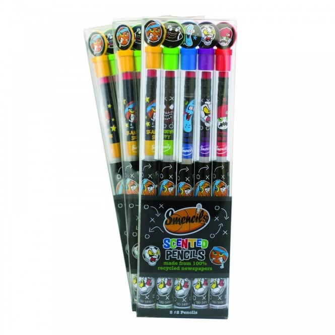 Graphite Scented Pencils - Sport