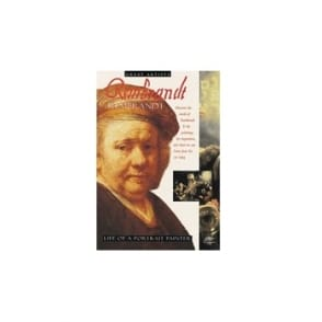 Great Artist's - Rembrandt Life of a Portrait Painter Book*