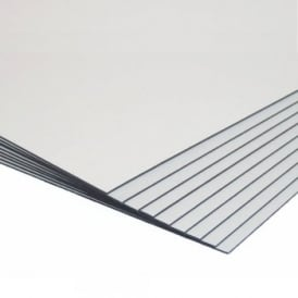 Grey Backing Board - Pack of 10*