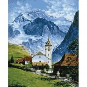 Grindelwald Paint by Number