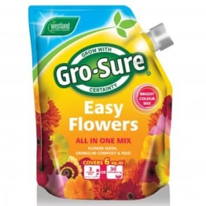 Gro-Sure Easy Flowers - All in One Mix 1.5KG