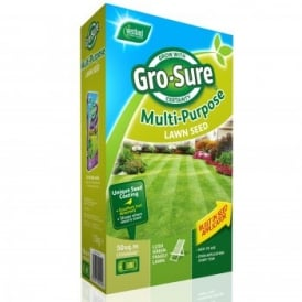 Gro Sure Multi Purpose Lawn Seed 1.5kg