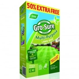 Gro Sure Multi Purpose Lawn Seed 450g