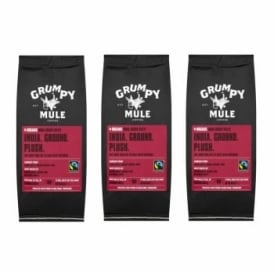 Ground Coffee -India Araku Box of 3 227g Packets