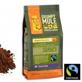 Ground Coffee - Organic Sumatra Gayo Highlands Box of 3 227g Packets*