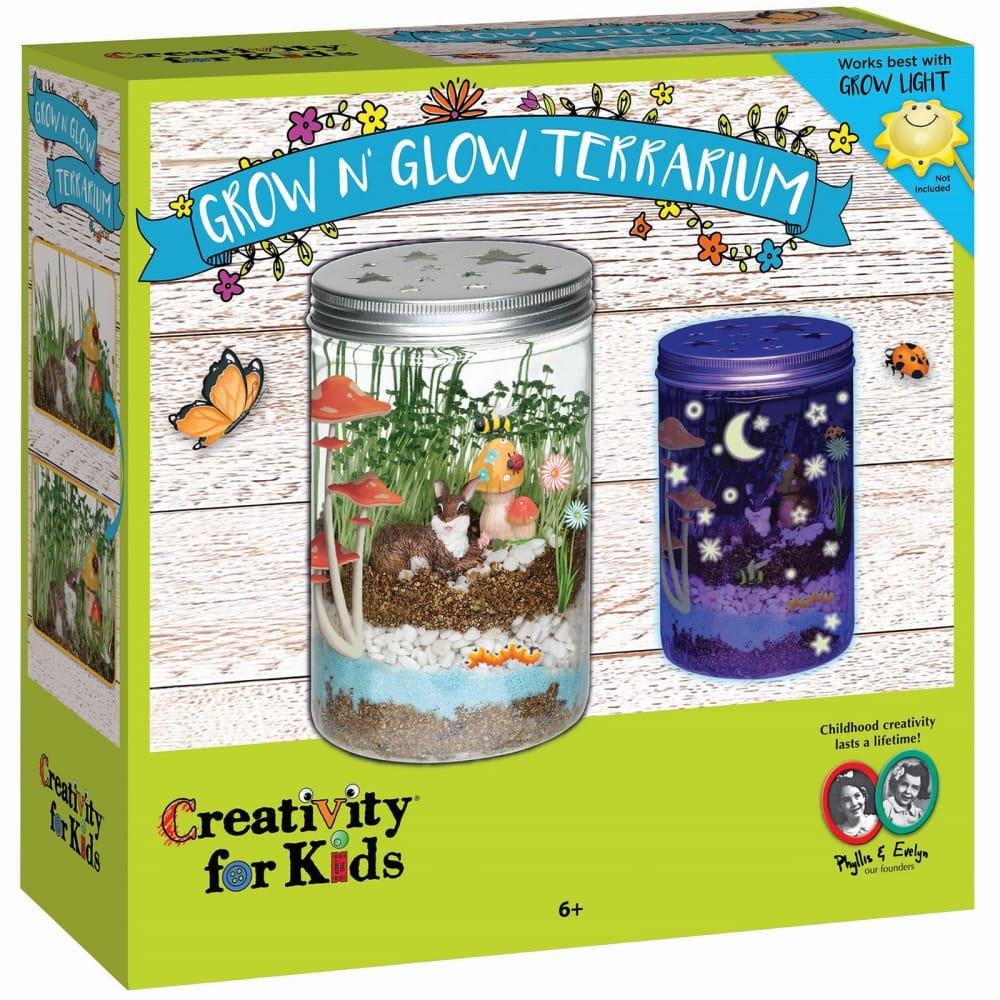 Grow N Glow Terrarium Kit Craftyarts Co Uk