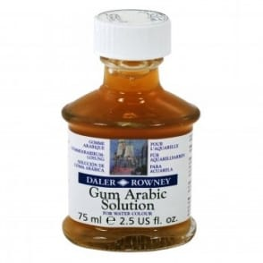 Gum Arabic Solution 75ml