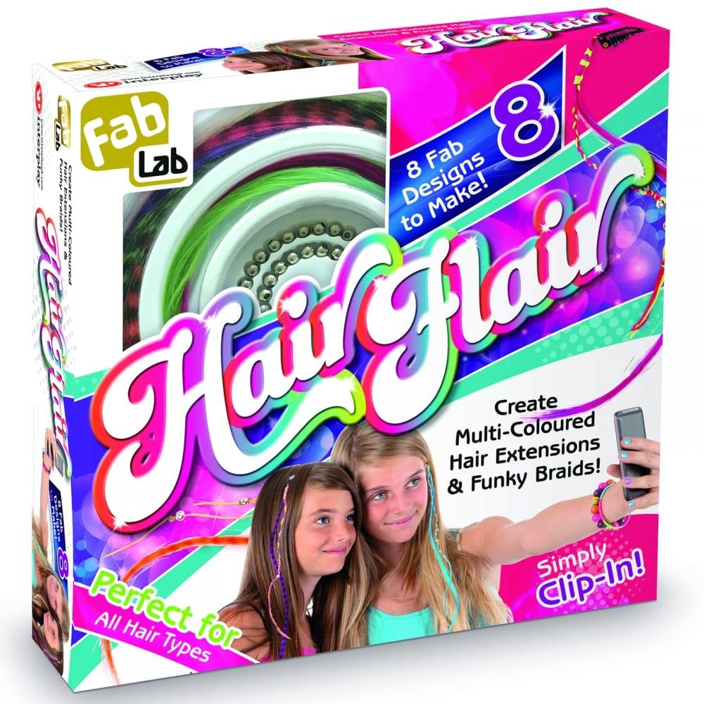 Hair Flair Extensions Amp Braiding KIt