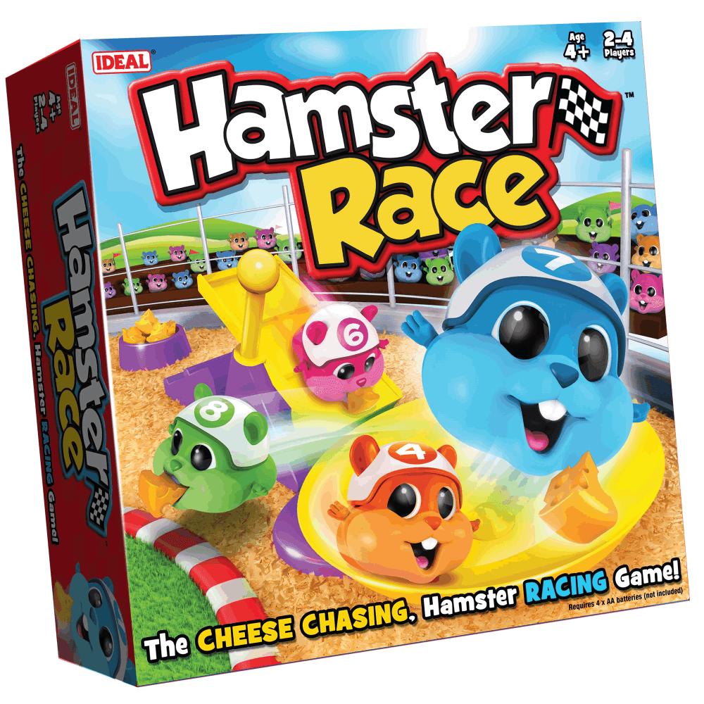 Hamster Race Game~