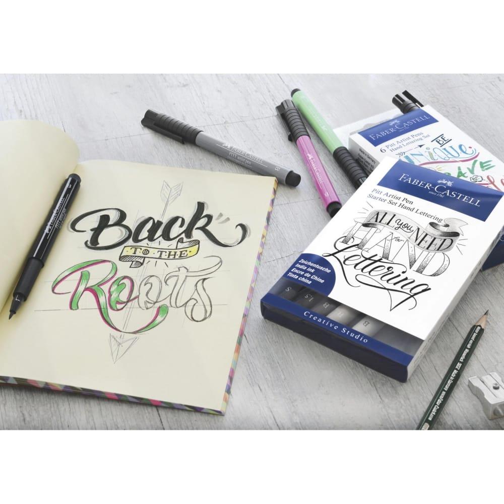 Pen Lettering